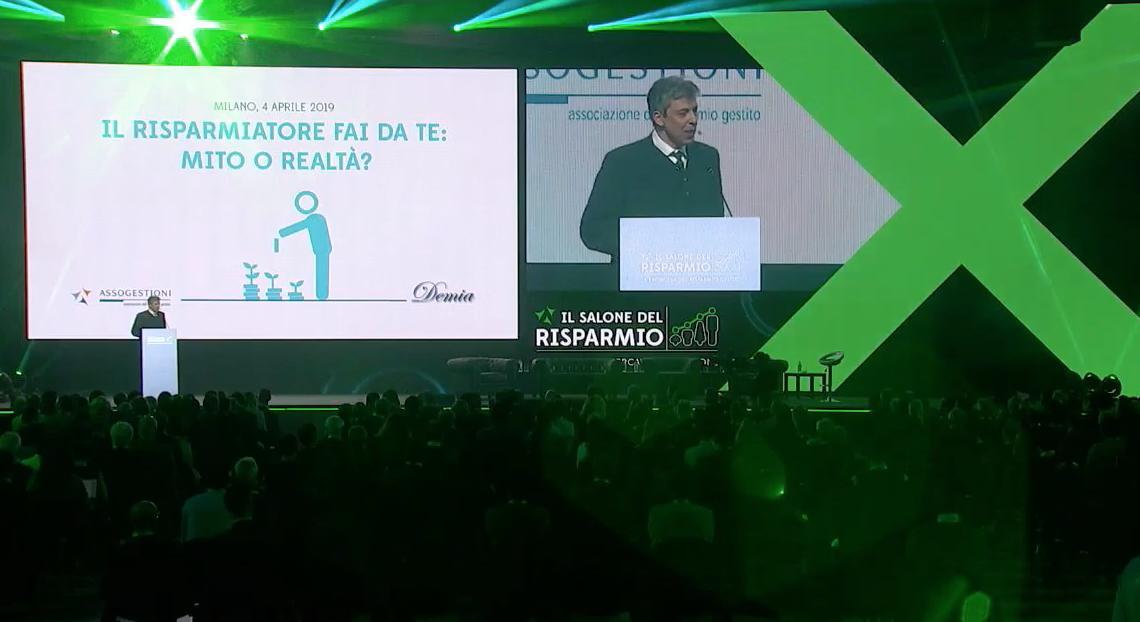 Risparmio fai da te per 5 Italiani su 100: ma quanti rischi! Indagine per il Salone del Risaparmio X – 2019